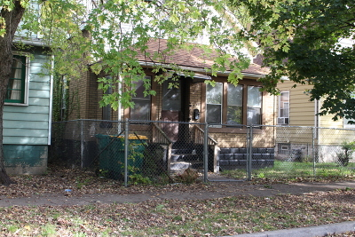 Joliet Single Family Home Price Change: 334 South Ottawa Street