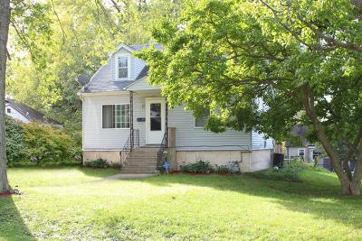 Joliet Single Family Home Price Change: 1011 Helen Avenue