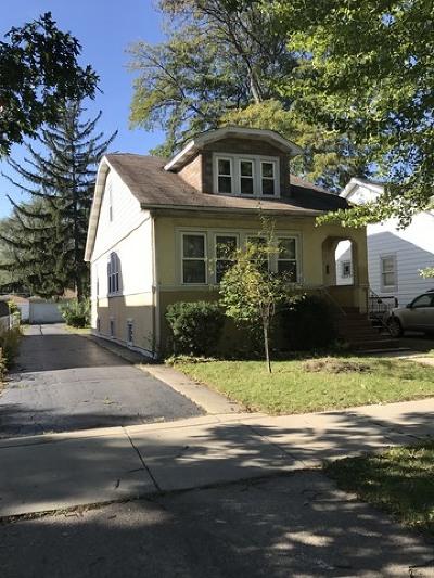 Chicago Single Family Home New: 6006 North Newburg Avenue