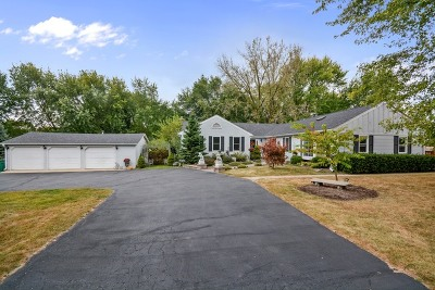 St. Charles Single Family Home For Sale: 38w207 Oak Drive