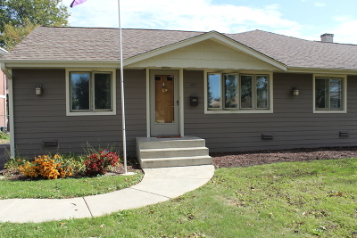 Norridge Single Family Home For Sale: 4813 North Chester Avenue