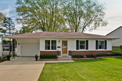 Hanover Park Single Family Home Contingent: 7161 Hanover Street