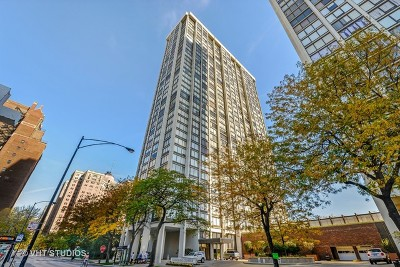 Cook County Condo/Townhouse New: 5455 North Sheridan Road #2515
