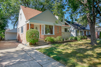 Arlington Heights Single Family Home New: 1130 North Dryden Avenue