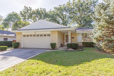 Mount Prospect Single Family Home For Sale: 1221 West Lonnquist Boulevard