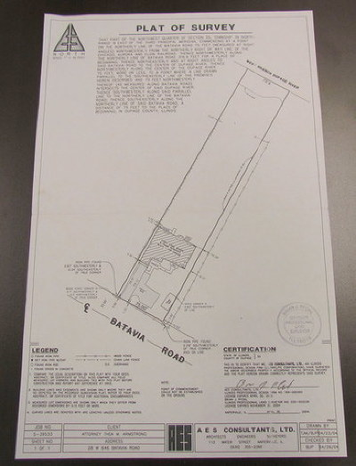 Residential Lots & Land For Sale: 28w646 Batavia Road
