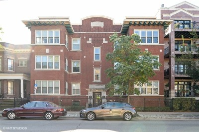 Cook County Condo/Townhouse New: 917 West Diversey Parkway #3