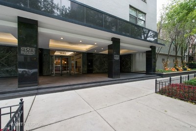 Cook County Condo/Townhouse New: 1445 North State Parkway #2005