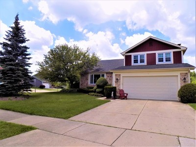 Buffalo Grove Single Family Home New: 401 Lamont Terrace
