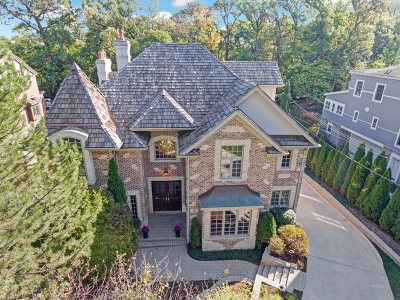 Hinsdale Single Family Home For Sale: 321 North Elm Street