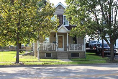 Joliet Single Family Home Price Change: 1209 North Broadway Street
