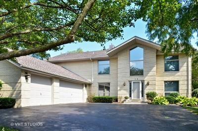 Highland Park Single Family Home For Sale: 45 Hemlock Lane
