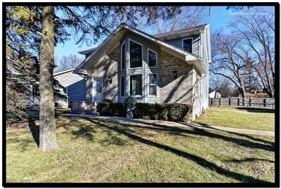Wheaton Single Family Home For Sale: 0n625 Gables Boulevard