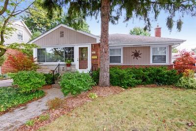 Arlington Heights Single Family Home New: 101 North Yale Avenue