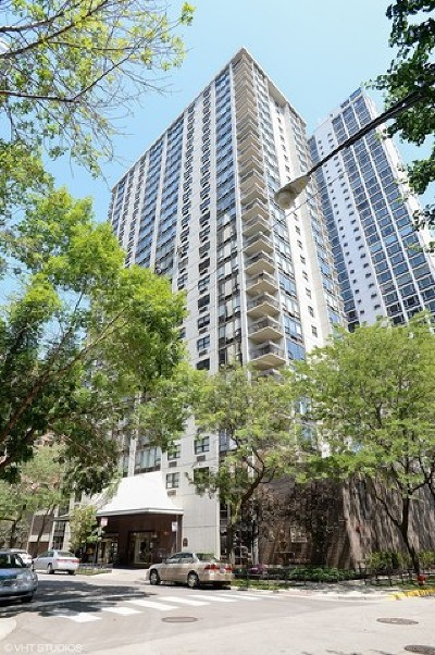 Cook County Condo/Townhouse New: 1313 North Ritchie Court #1601