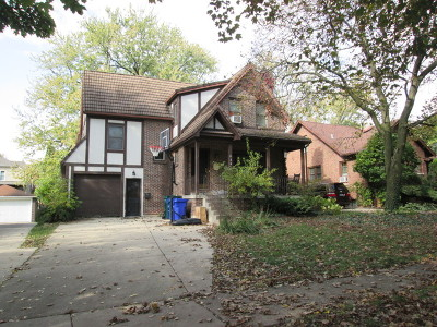 Wheaton Single Family Home Contingent: 834 North Summit Street