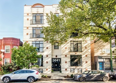 Cook County Condo/Townhouse New: 3641 North Ashland Avenue #3N