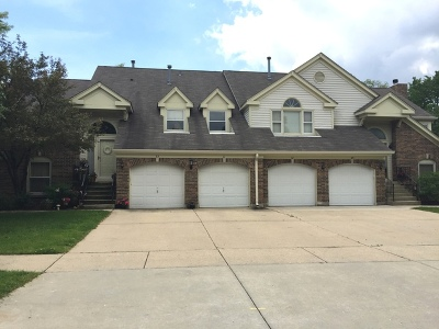 Buffalo Grove Condo/Townhouse New: 61 Willow Parkway