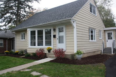 Lombard Single Family Home Contingent: 384 South Elizabeth Street