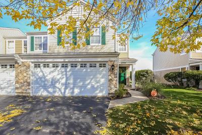 Plainfield Condo/Townhouse For Sale: 2444 Oak Tree Lane