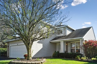 Bartlett Single Family Home Contingent: 342 Lincoln Drive