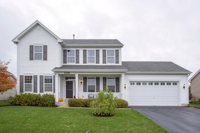 McHenry IL Single Family Home New: $278,000