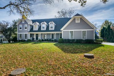 Barrington Single Family Home For Sale: 686 Bent Ridge Lane