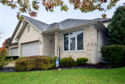 Westmont Condo/Townhouse Price Change: 740 West Fairmont Court #740