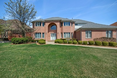 Darien Single Family Home For Sale: 1524 Darien Club Drive