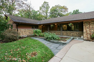 Lake Forest Single Family Home For Sale: 26690 North Longwood Road