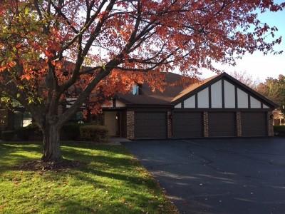 Westmont Condo/Townhouse Contingent: 5810 Buck Court #5810