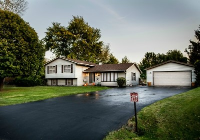 Huntley Single Family Home Contingent: 40w537 Barko Parkway