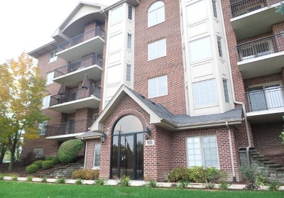 Westmont Condo/Townhouse Contingent: 6655 South Cass Avenue #2A