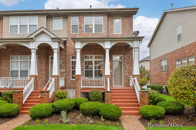 Lisle Condo/Townhouse For Sale: 6179 River Bend Drive