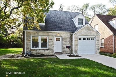 Highland Park Single Family Home For Sale: 522 Burton Avenue