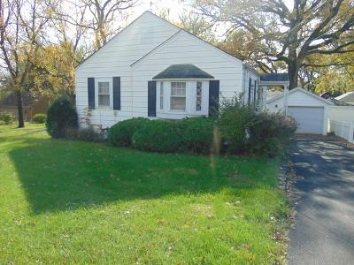 New Lenox Single Family Home Contingent: 224 Ash Street