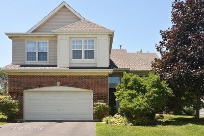 Lake Zurich Single Family Home For Sale: 988 Cormar Drive