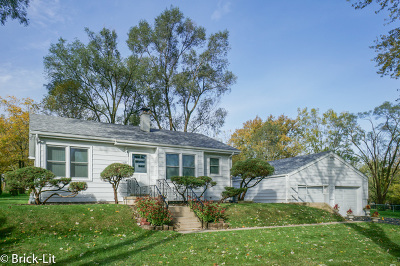 Single Family Home Contingent: 169 South Cooper Road