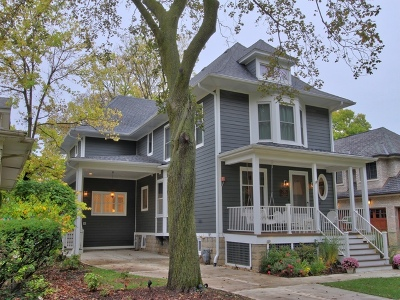 River Forest Single Family Home For Sale: 306 Gale Avenue