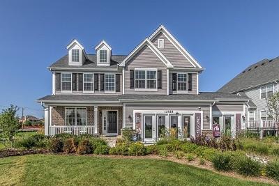 Hoffman Estates Single Family Home For Sale: 3599 Harold Lot#23 Circle