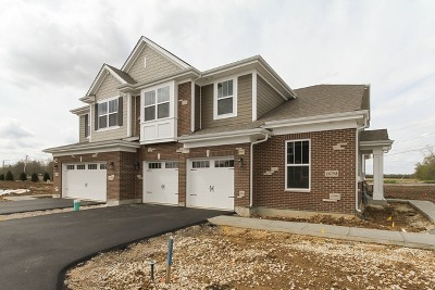Winfield Condo/Townhouse Contingent: 27 W 122 Timber Creek Lot # 33.02 Drive