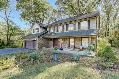 Homer Glen Single Family Home For Sale: 12841 West Oak Court