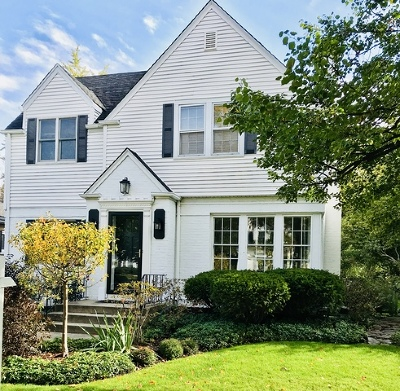 Western Springs Single Family Home For Sale: 4055 Linden Avenue