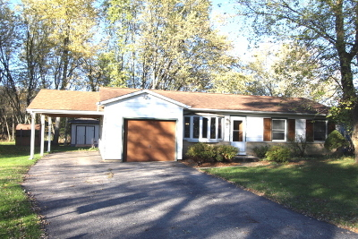Crystal Lake Single Family Home Contingent: 786 North Shore Drive