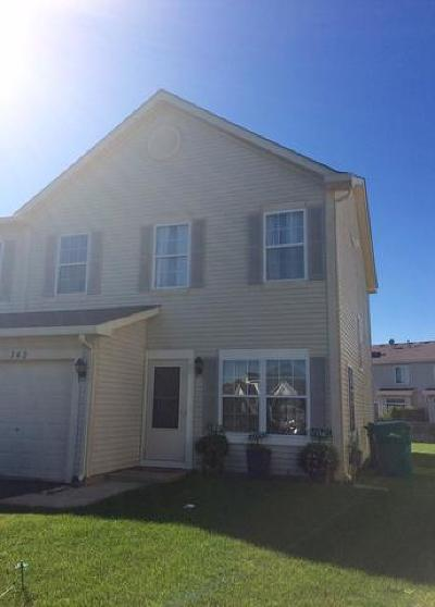 Romeoville Condo/Townhouse For Sale: 742 South Shannon Drive