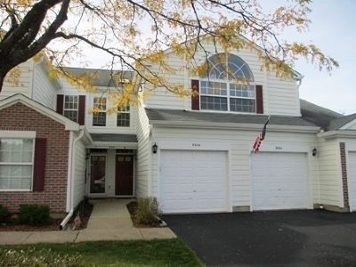 Streamwood Condo/Townhouse For Sale: 745 West Streamwood Boulevard #B