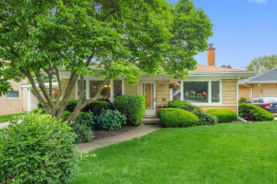 La Grange Park Single Family Home For Sale: 117 29th Street
