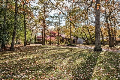 Highland Park Single Family Home For Sale: 1972 Clavey Road