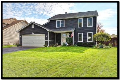 Bartlett Single Family Home For Sale: 574 Adare Road