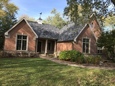 Barrington Single Family Home For Sale: 25632 Drake Road West